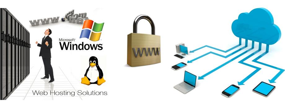 Secure Webhosting Services